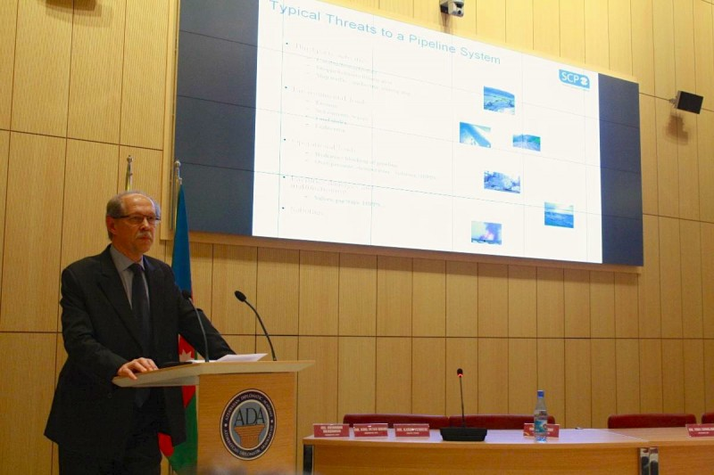 """CCEE and Statoil hosts a seminar """"From Exploration to the Market"""" on December 6, 2012"""
