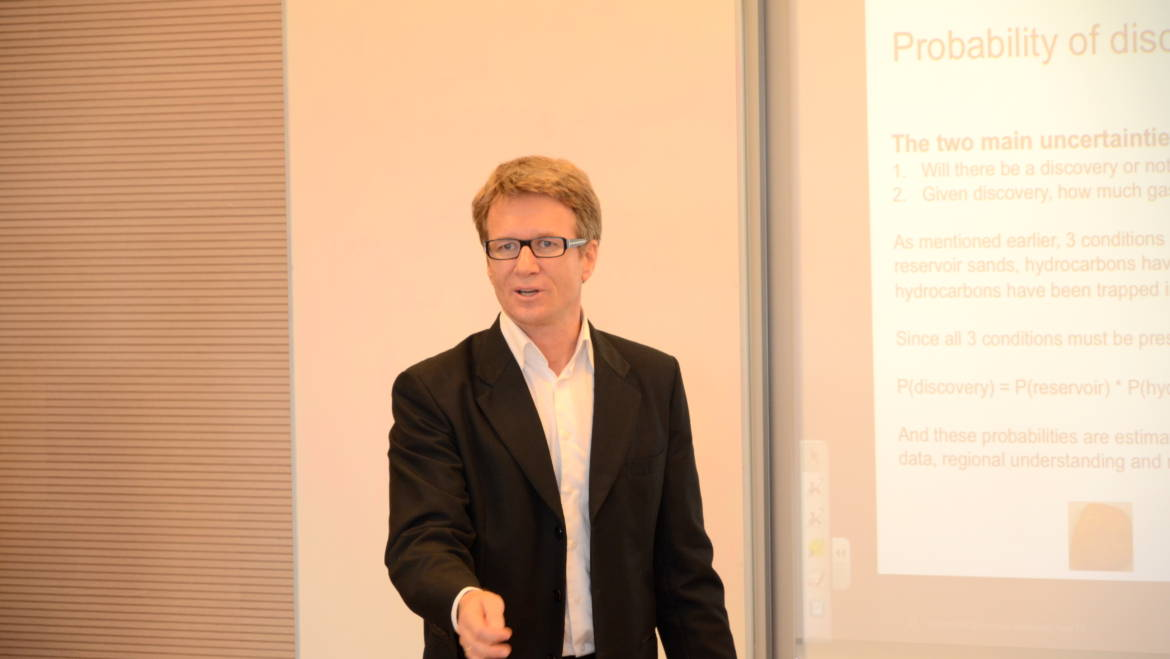 """Statoil's Second Seminar """"From Exploration to Markets"""""""