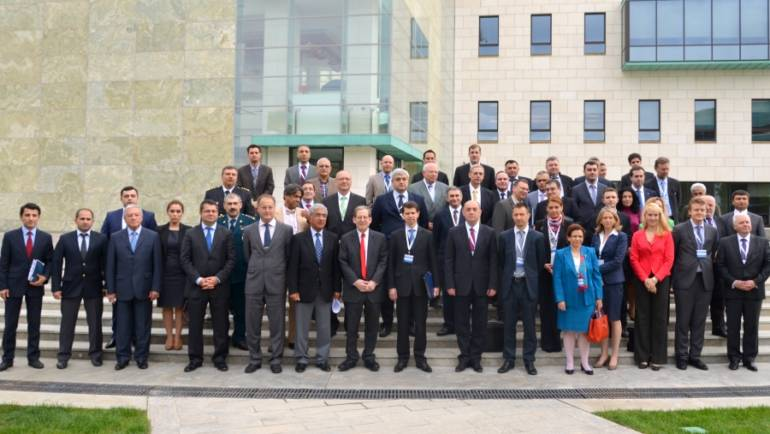May 22-23, 2013- NATO Partnership Conference on Energy Security