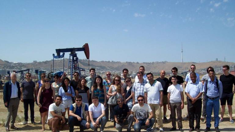 Baku Summer Energy School 2013