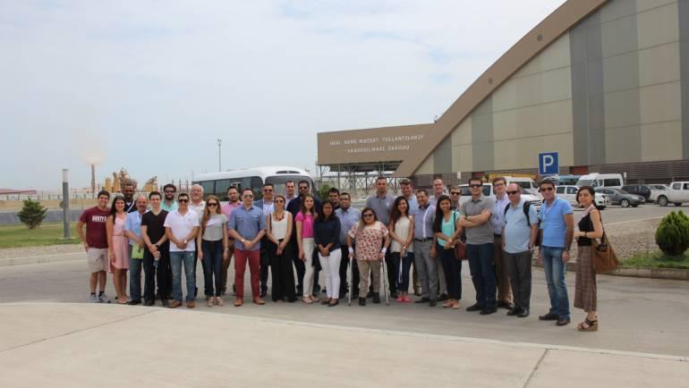 Baku Summer Energy School 2016