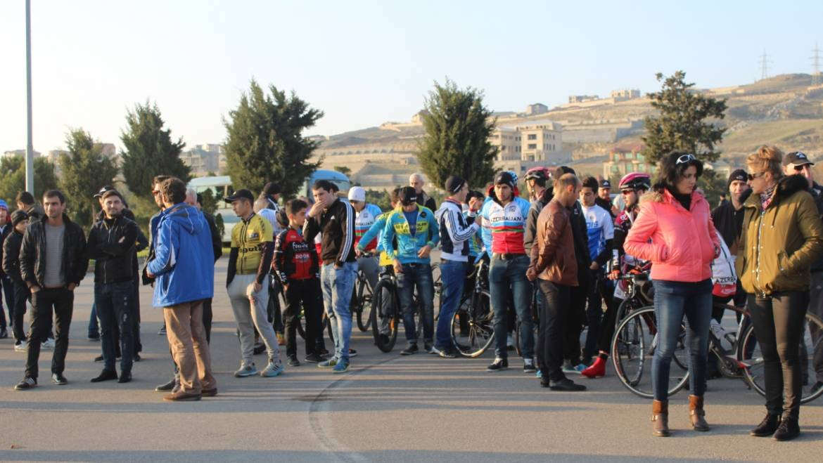 Tree planting campaign in the BMX Velopark